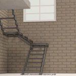 Макет лестницы цена