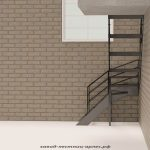 Лестница на металле